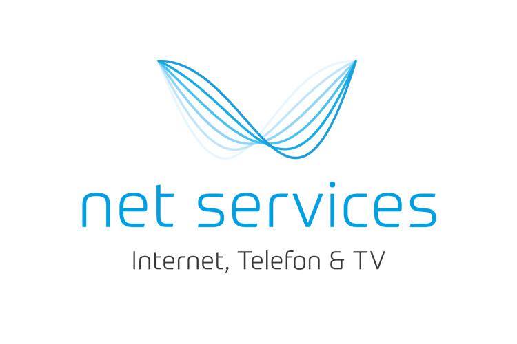 Net services Logo