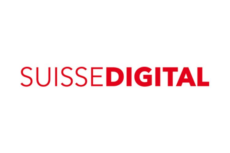 Logo Suissedigital ohne Claim