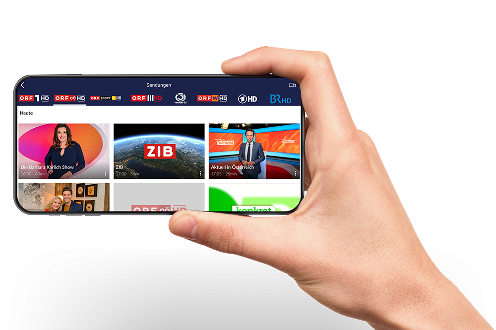 ocilion Second Screen App
