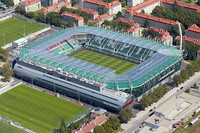 Allianz Stadion Rapid Wien