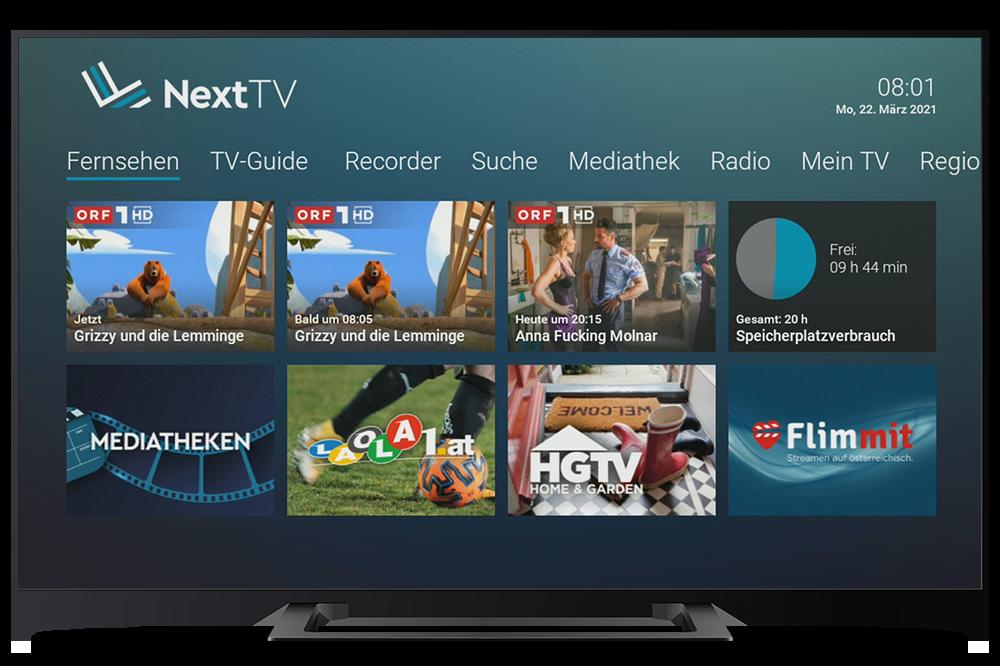 Referenz LIWEST NextTV