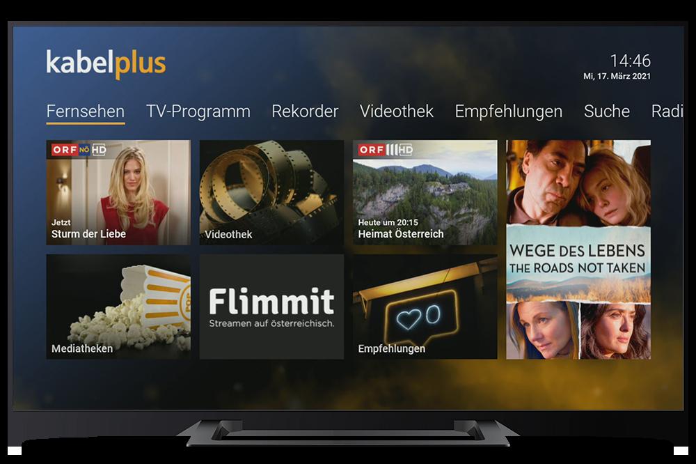 Referenz TV kabelplus