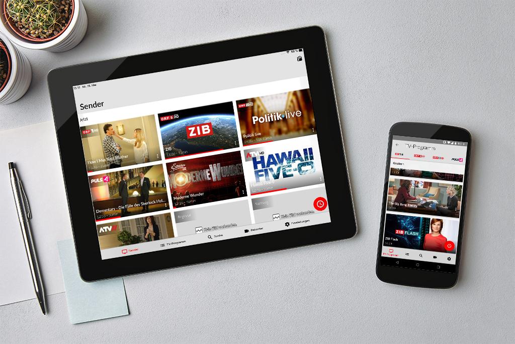 Salzburg AG TV Plus App