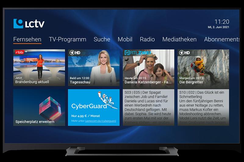 Luenecom IPTV Artikel