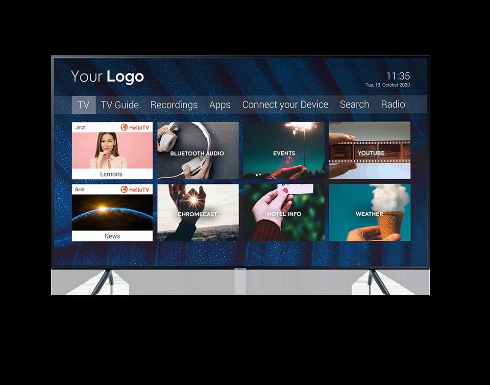 Ocilion TV Samsung ENG