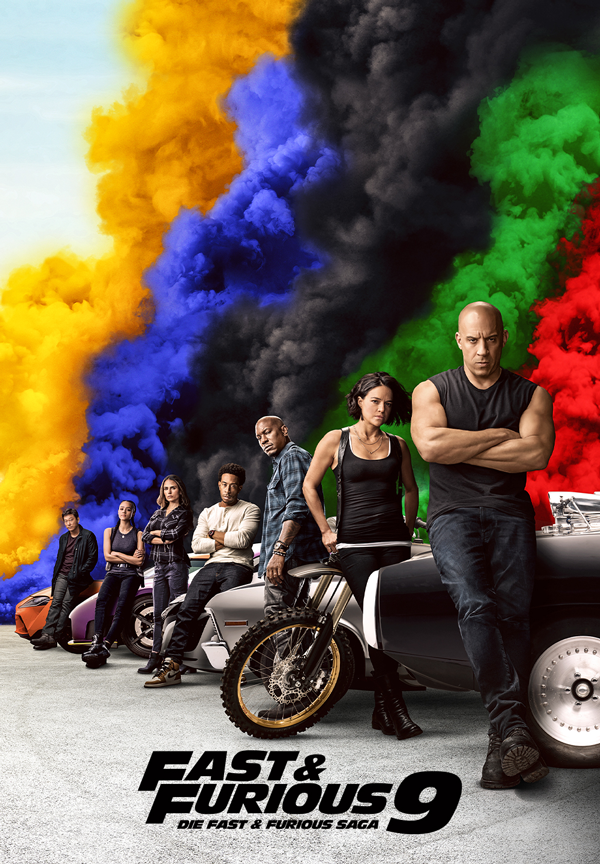1000x1440 Fast And Furious 9i