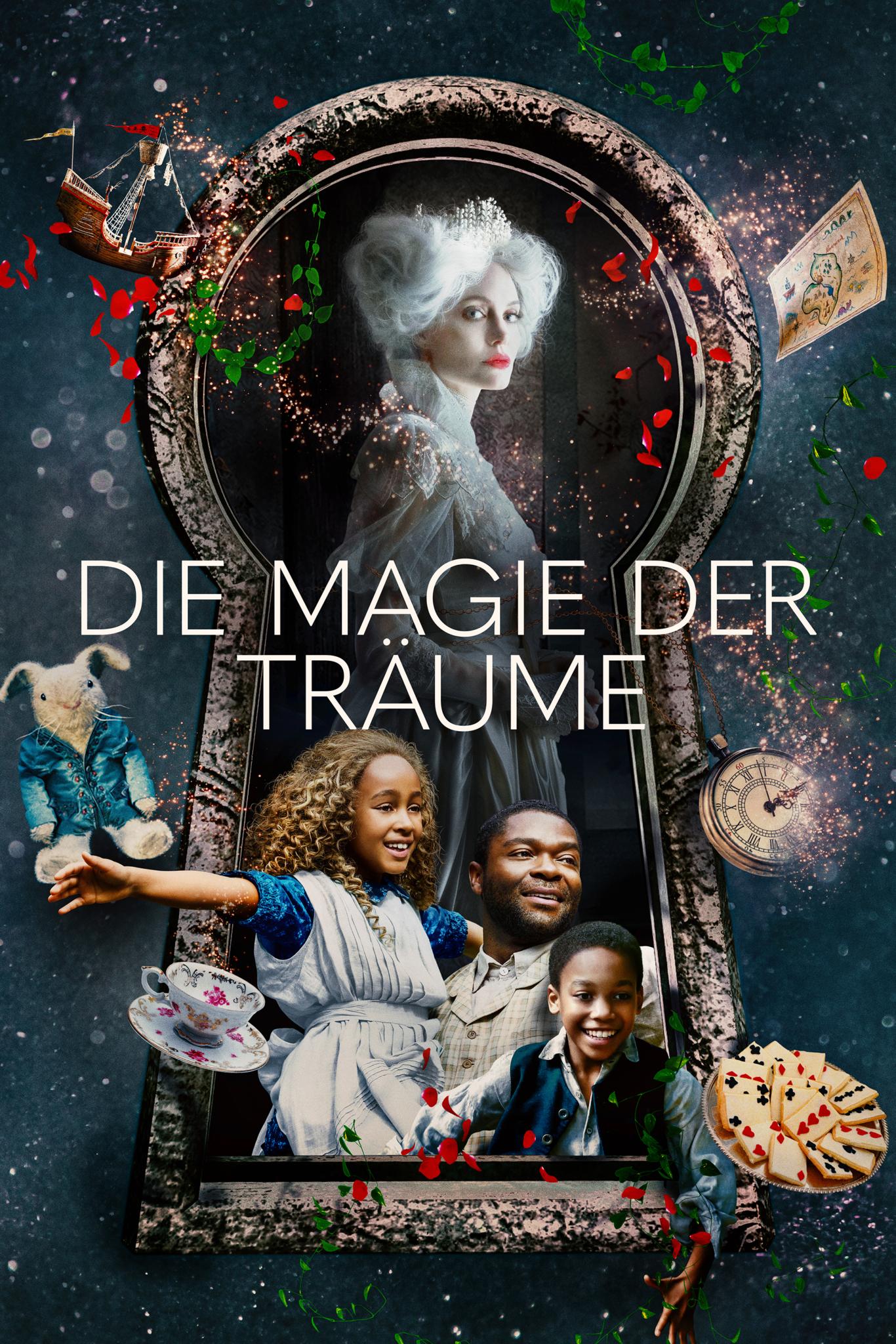 Die Magie der Traeume Vo D 2zu3 2000x3000 mit Titel 2