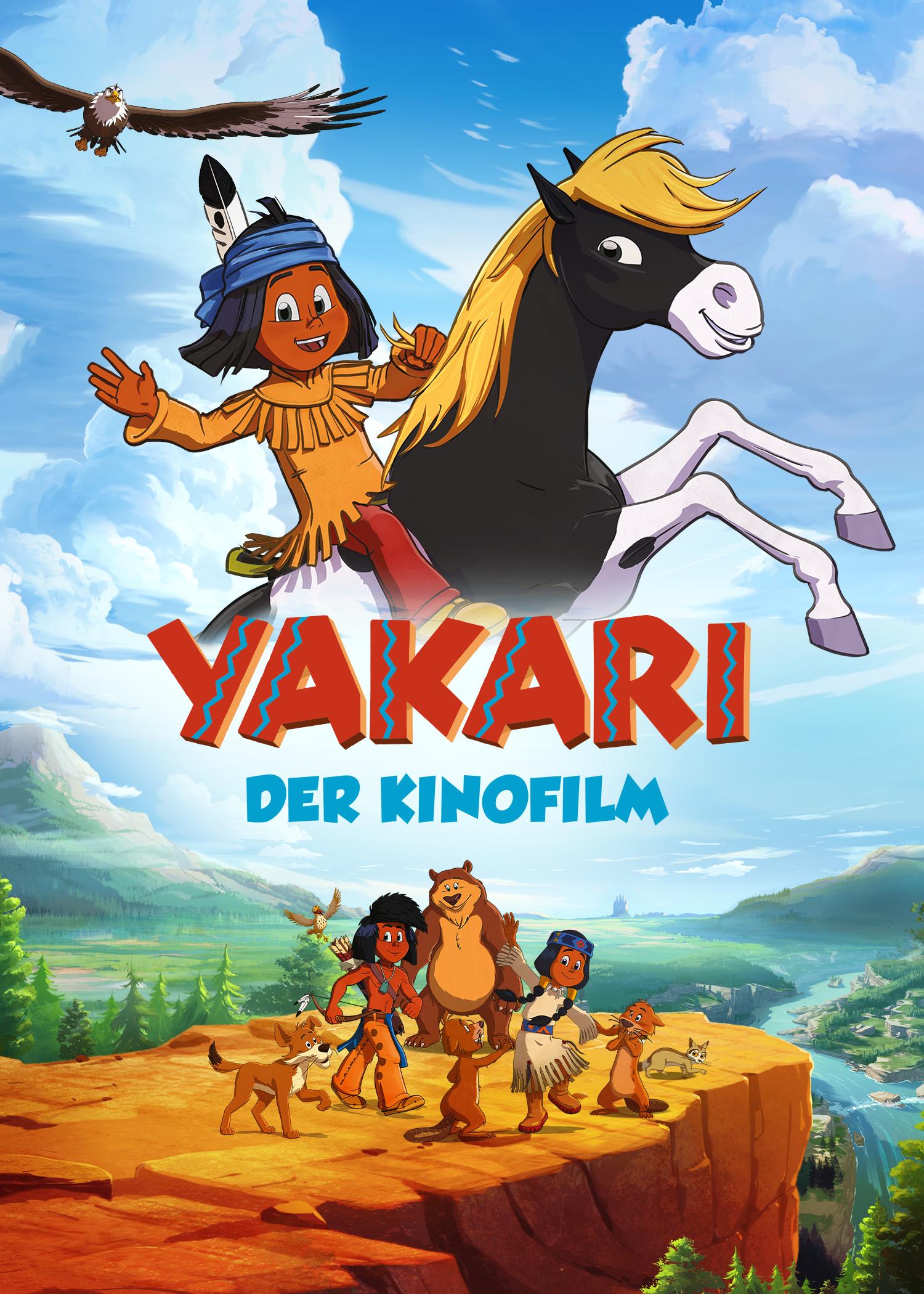 Yakari 1500x2100