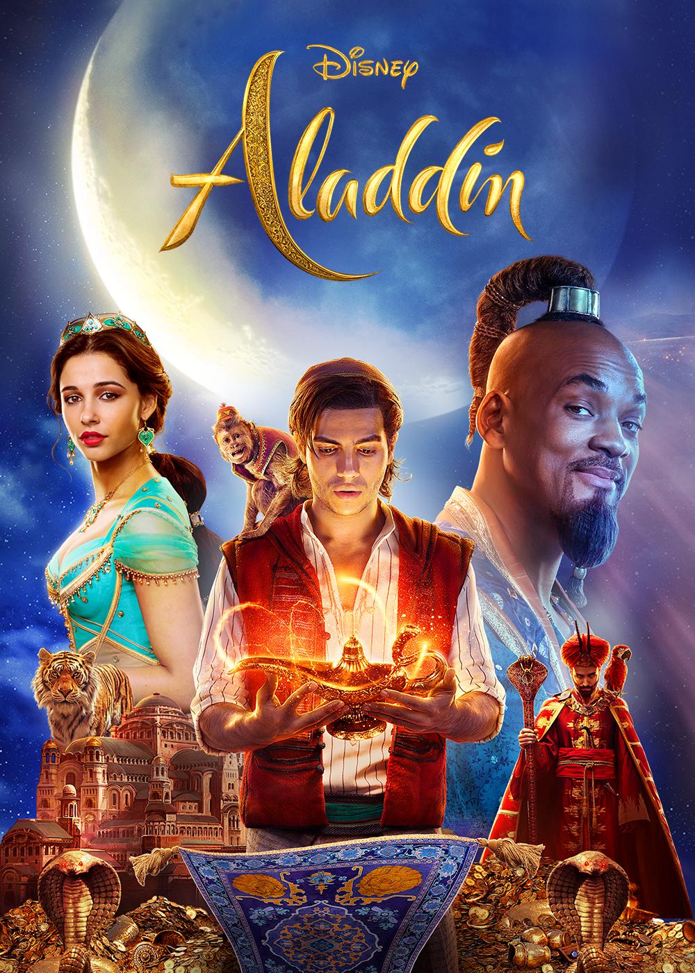 Aladdin 2019 P DE
