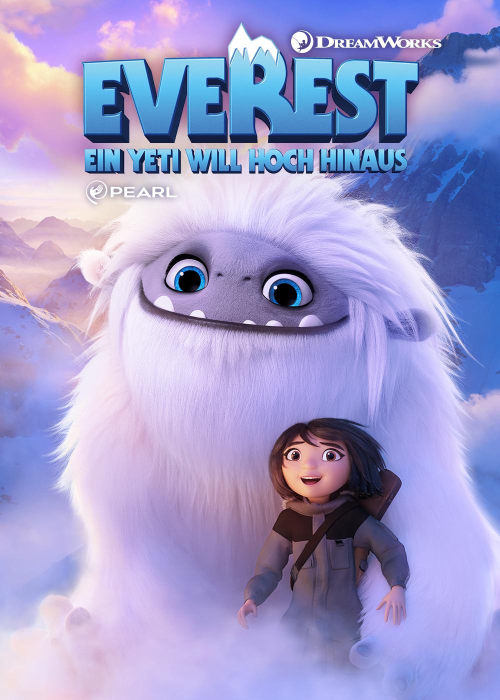Everest ein yeti will hoch hinaus P DE