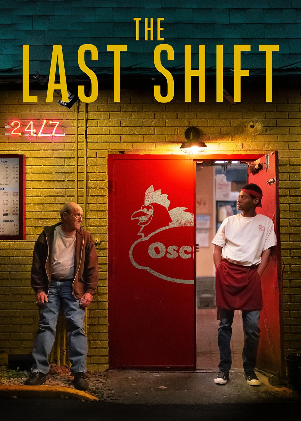 Last shift the 2020 P EN