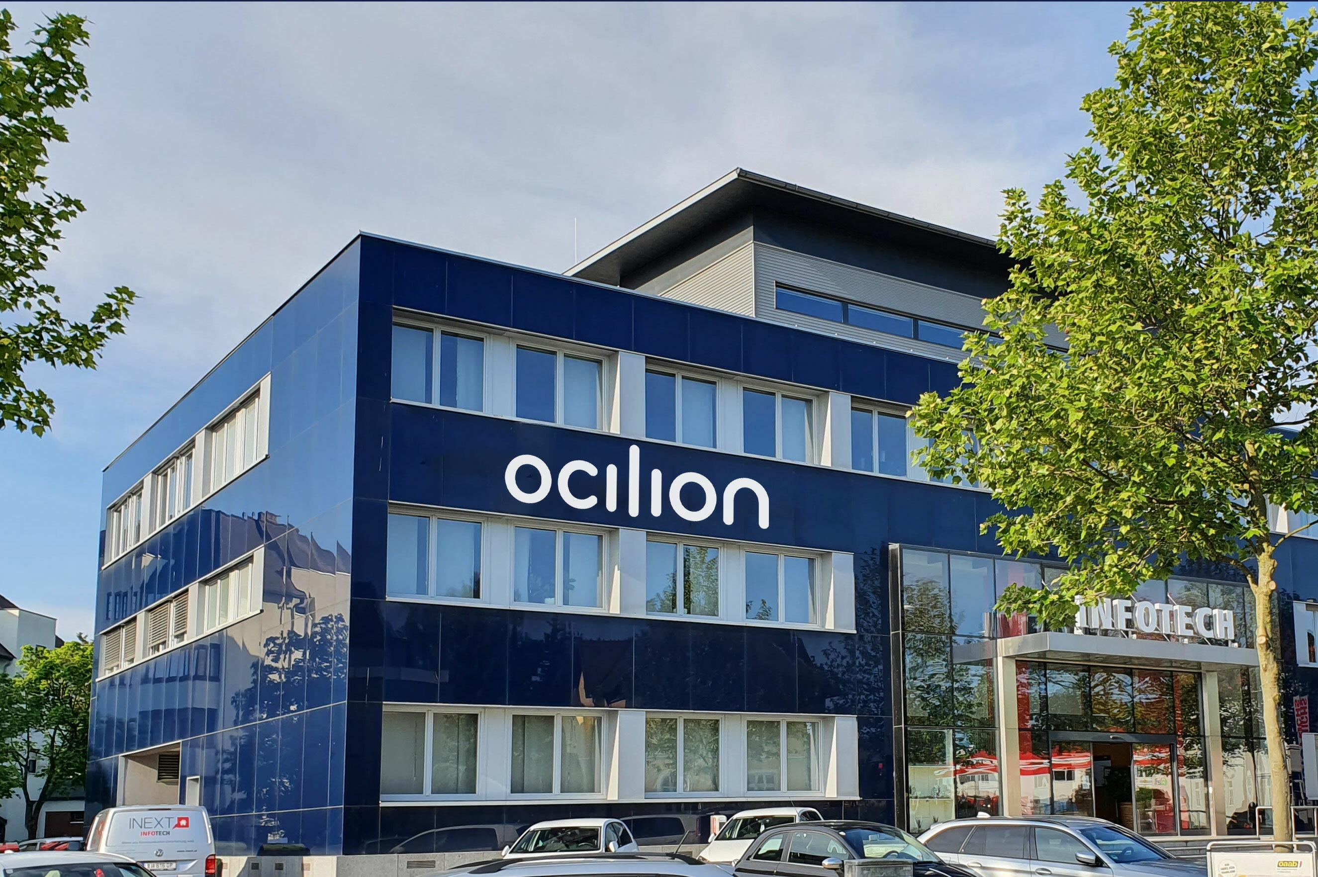 Firmengebäude ocilion